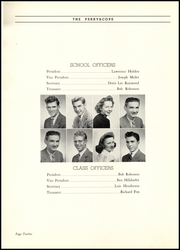 Page 14, 1946 Edition, Perry High School - Perryscope Yearbook (Pittsburgh, PA) online yearbook collection