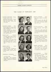 Page 17, 1946 Edition, Perry High School - Perryscope Yearbook (Pittsburgh, PA) online yearbook collection