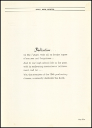 Page 7, 1946 Edition, Perry High School - Perryscope Yearbook (Pittsburgh, PA) online yearbook collection