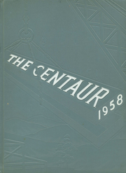 1958 Edition, Central Columbia High School - Centaur Yearbook (Espy, PA)