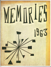 1963 Edition, Bishop McCort High School - Memories Yearbook (Johnstown, PA)