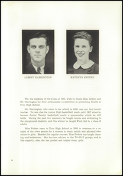 Page 11, 1941 Edition, Troy High School - Trojan Yearbook (Troy, PA) online yearbook collection
