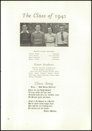 Page 17, 1941 Edition, Troy High School - Trojan Yearbook (Troy, PA) online yearbook collection