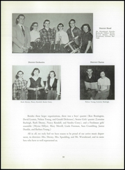 Page 54, 1955 Edition, Troy High School - Trojan Yearbook (Troy, PA) online yearbook collection