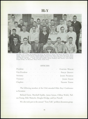 Page 56, 1955 Edition, Troy High School - Trojan Yearbook (Troy, PA) online yearbook collection