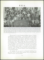 Page 58, 1955 Edition, Troy High School - Trojan Yearbook (Troy, PA) online yearbook collection