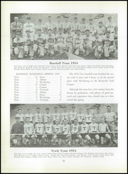 Page 66, 1955 Edition, Troy High School - Trojan Yearbook (Troy, PA) online yearbook collection