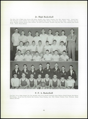 Page 68, 1955 Edition, Troy High School - Trojan Yearbook (Troy, PA) online yearbook collection