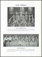 Page 69, 1955 Edition, Troy High School - Trojan Yearbook (Troy, PA) online yearbook collection