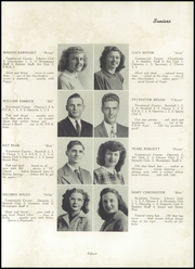 Page 17, 1948 Edition, Boiling Springs High School - Bubbler Yearbook (Boiling Springs, PA) online yearbook collection