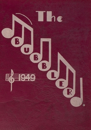 1949 Edition, Boiling Springs High School - Bubbler Yearbook (Boiling Springs, PA)