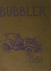 1951 Edition, Boiling Springs High School - Bubbler Yearbook (Boiling Springs, PA)