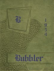 1954 Edition, Boiling Springs High School - Bubbler Yearbook (Boiling Springs, PA)