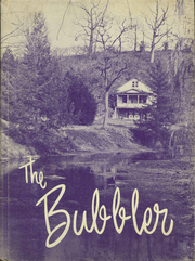 Page 1, 1955 Edition, Boiling Springs High School - Bubbler Yearbook (Boiling Springs, PA) online yearbook collection