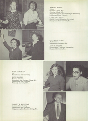 Page 14, 1955 Edition, Boiling Springs High School - Bubbler Yearbook (Boiling Springs, PA) online yearbook collection