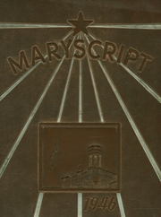 Page 1, 1946 Edition, Notre Dame High School - Maryscript Yearbook (Moylan, PA) online yearbook collection