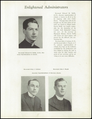 Page 15, 1946 Edition, Notre Dame High School - Maryscript Yearbook (Moylan, PA) online yearbook collection