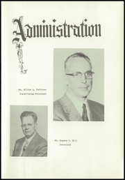 Page 15, 1954 Edition, Wilmington Area High School - Le Renard Yearbook (New Wilmington, PA) online yearbook collection