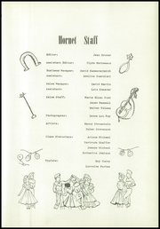Page 9, 1954 Edition, Wilmington Area High School - Le Renard Yearbook (New Wilmington, PA) online yearbook collection