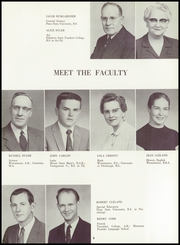 Page 13, 1959 Edition, Wilmington Area High School - Le Renard Yearbook (New Wilmington, PA) online yearbook collection