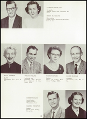 Page 16, 1959 Edition, Wilmington Area High School - Le Renard Yearbook (New Wilmington, PA) online yearbook collection