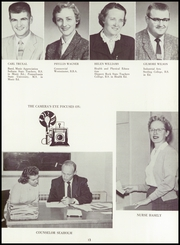 Page 17, 1959 Edition, Wilmington Area High School - Le Renard Yearbook (New Wilmington, PA) online yearbook collection