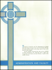 Page 16, 1940 Edition, St James Catholic High School - Blue and Gray Yearbook (Chester, PA) online yearbook collection