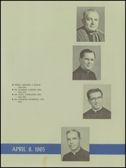 Page 3, 1940 Edition, St James Catholic High School - Blue and Gray Yearbook (Chester, PA) online yearbook collection