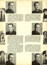 Page 15, 1951 Edition, St James Catholic High School - Blue and Gray Yearbook (Chester, PA) online yearbook collection