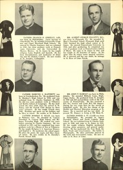 Page 17, 1951 Edition, St James Catholic High School - Blue and Gray Yearbook (Chester, PA) online yearbook collection