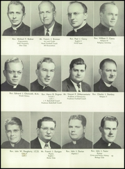 Page 14, 1955 Edition, St James Catholic High School - Blue and Gray Yearbook (Chester, PA) online yearbook collection