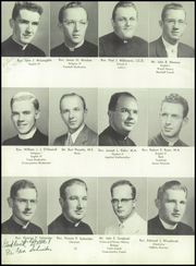 Page 16, 1955 Edition, St James Catholic High School - Blue and Gray Yearbook (Chester, PA) online yearbook collection