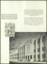 Page 6, 1955 Edition, St James Catholic High School - Blue and Gray Yearbook (Chester, PA) online yearbook collection