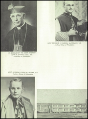 Page 8, 1955 Edition, St James Catholic High School - Blue and Gray Yearbook (Chester, PA) online yearbook collection