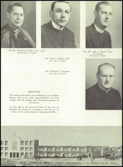Page 9, 1955 Edition, St James Catholic High School - Blue and Gray Yearbook (Chester, PA) online yearbook collection