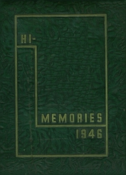 1946 Edition, Marion Center Joint High School - Centerama Yearbook (Marion Center, PA)