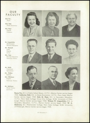 Page 13, 1946 Edition, Marion Center Joint High School - Centerama Yearbook (Marion Center, PA) online yearbook collection