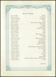 Page 17, 1927 Edition, William Allen High School - Comus Yearbook (Allentown, PA) online yearbook collection