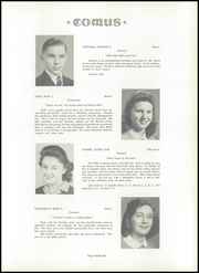 Page 105, 1942 Edition, William Allen High School - Comus Yearbook (Allentown, PA) online yearbook collection