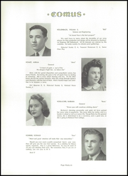 Page 106, 1942 Edition, William Allen High School - Comus Yearbook (Allentown, PA) online yearbook collection