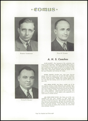 Page 256, 1942 Edition, William Allen High School - Comus Yearbook (Allentown, PA) online yearbook collection