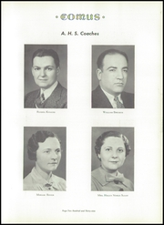 Page 257, 1942 Edition, William Allen High School - Comus Yearbook (Allentown, PA) online yearbook collection