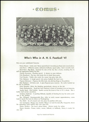 Page 262, 1942 Edition, William Allen High School - Comus Yearbook (Allentown, PA) online yearbook collection