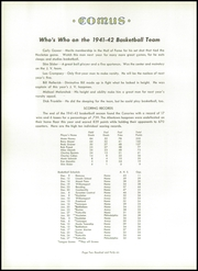 Page 266, 1942 Edition, William Allen High School - Comus Yearbook (Allentown, PA) online yearbook collection