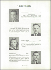 Page 93, 1942 Edition, William Allen High School - Comus Yearbook (Allentown, PA) online yearbook collection