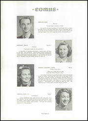 Page 96, 1942 Edition, William Allen High School - Comus Yearbook (Allentown, PA) online yearbook collection