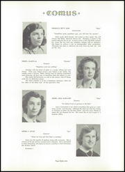 Page 99, 1942 Edition, William Allen High School - Comus Yearbook (Allentown, PA) online yearbook collection