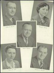 Page 13, 1950 Edition, William Allen High School - Comus Yearbook (Allentown, PA) online yearbook collection