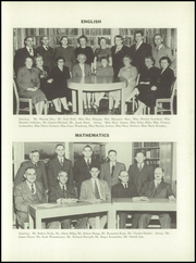 Page 15, 1950 Edition, William Allen High School - Comus Yearbook (Allentown, PA) online yearbook collection