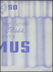 Page 7, 1950 Edition, William Allen High School - Comus Yearbook (Allentown, PA) online yearbook collection